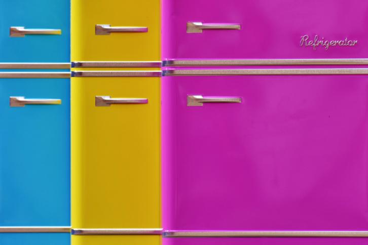 Dagens utfordring #11: Kjøleskapet
