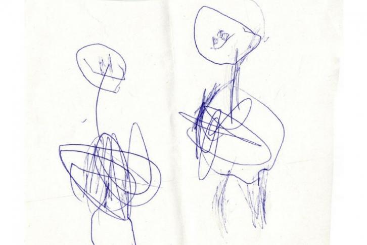Dagens utfordring #28: Barnas kunst