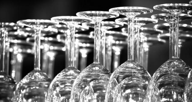 Dagens utfordring #19: Kopper og glass