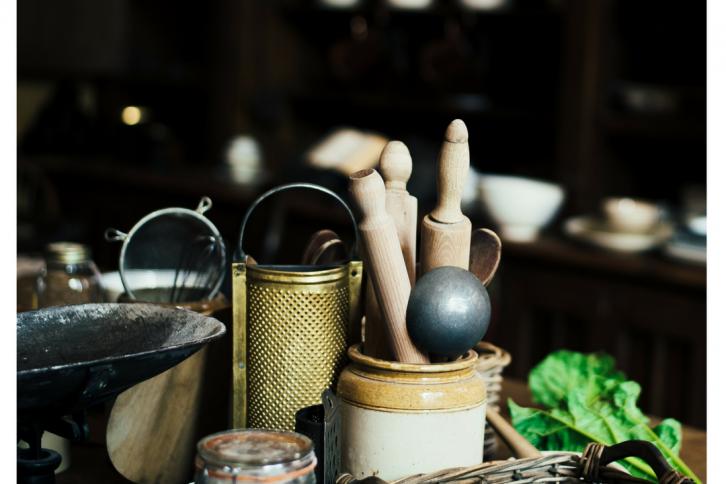 Dagens utfordring #24: Kjøkkenbenken